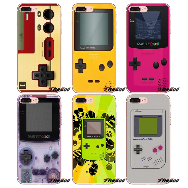 top fashion 2d59c 6d701 US $1.0 |Gameboy Game Boy PSP Game Box Pokemon Case For Samsung Galaxy S9  Plus Note 8 One Plus oneplus 5T Meizu M5s LG V30 HTC U11 Capa-in ...