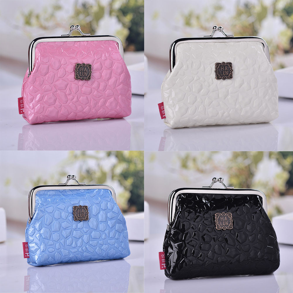 Humorous Fresh Style Creative Cubic Fruit Canvas Coin Purse Key Wallet Storage Organizer Bag Novelty Gift Cheapest Price From Our Site Coin Purses