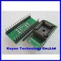 Бесплатная доставка PLCC32 в DIP32 программист IC разъема адаптера