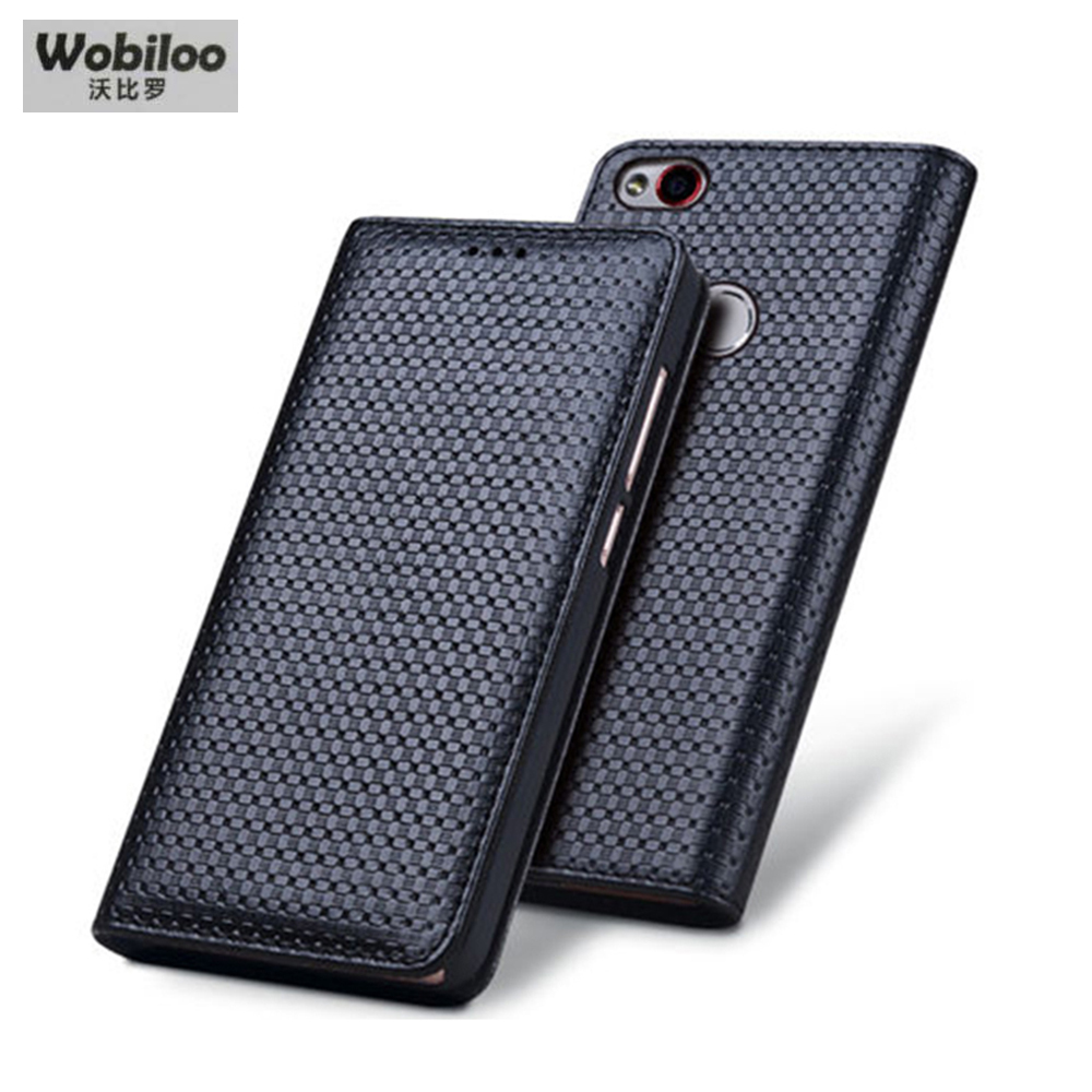 Wobiloo New Phone Protection Cover N1 Genuine Leather Case Luxury Cow Leather Business Flip Bag Skin
