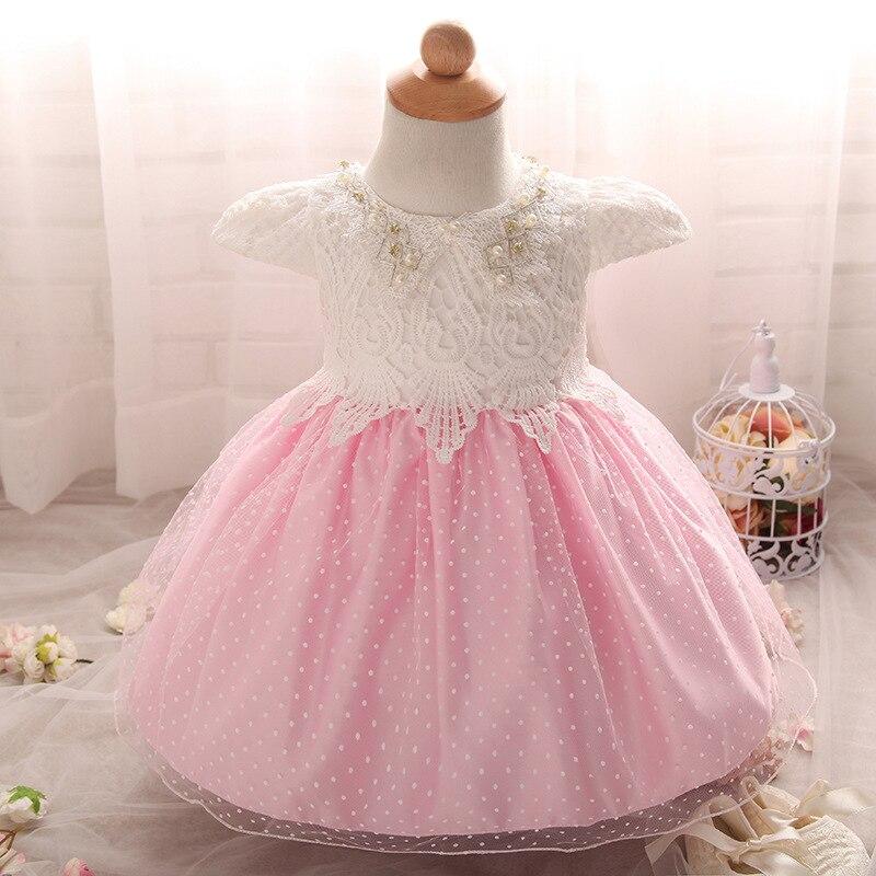 Bebés se Viste 2017 Nueva Verano Vestidos de Princesa Ropa de Los ...