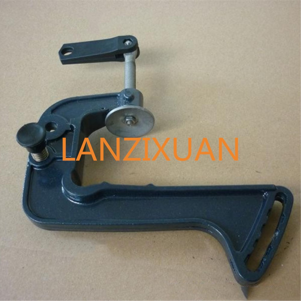 Free shipping Hangkai 2 stroke 3.5 hp marine engines outboard/boat motor/single clamping bracket + screws.