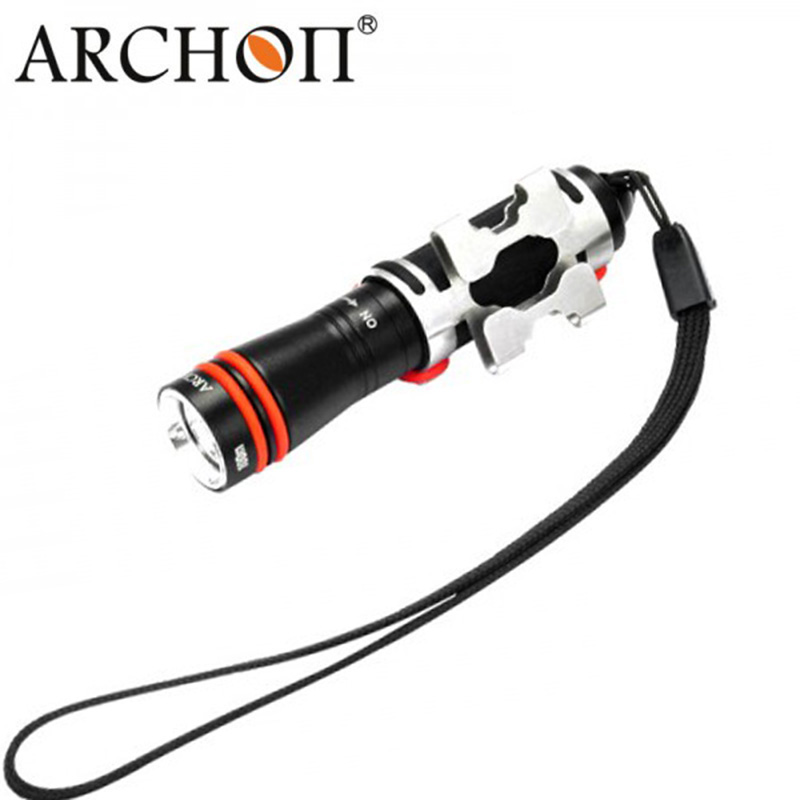 Analytical Dive Light Underwater Lanterna Mini Archon D1a Flashlight Led Xp-e R3 Max 75 Lumens Lampe Torche Scuba Diving Lights With The Most Up-To-Date Equipment And Techniques Lights & Lighting