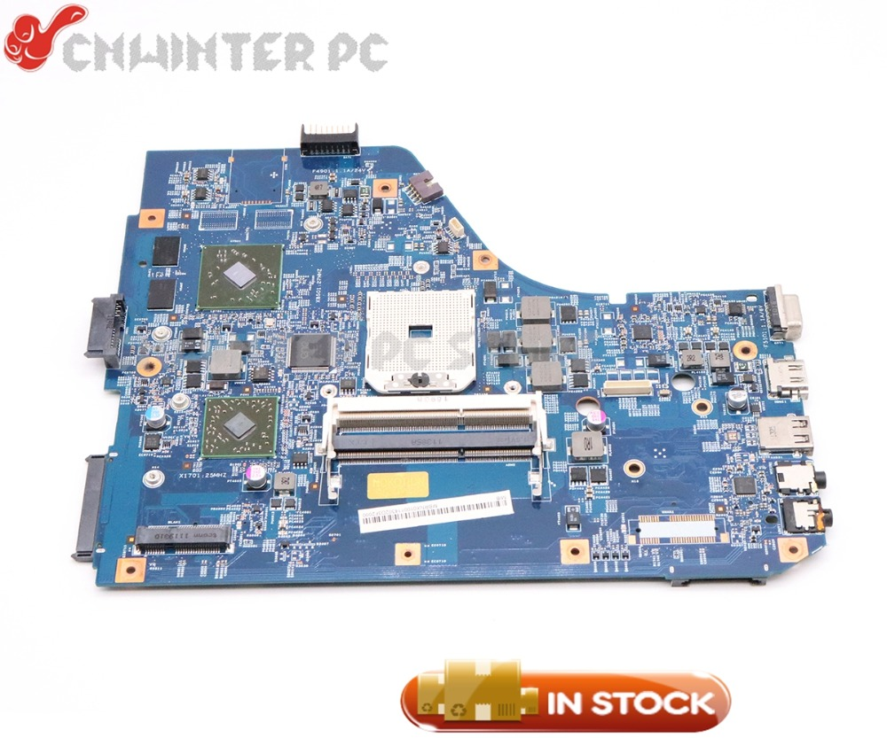 цена NOKOTION MB.RUP01.001 MBRUP01001 For Acer aspire 5560 5560G Laptop Motherboard Socket FS1 512MB Video card