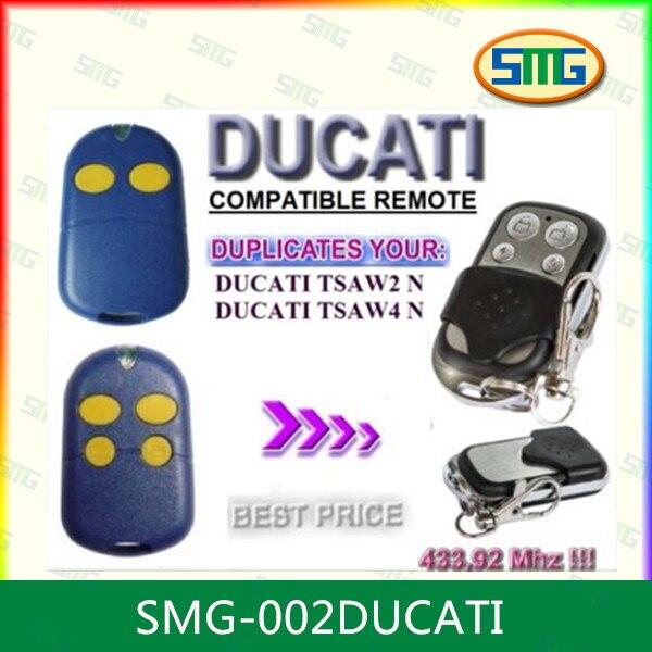 Ducati Allducks Tsaw2 N Or Tsaw4 Universal Remote Control Garage
