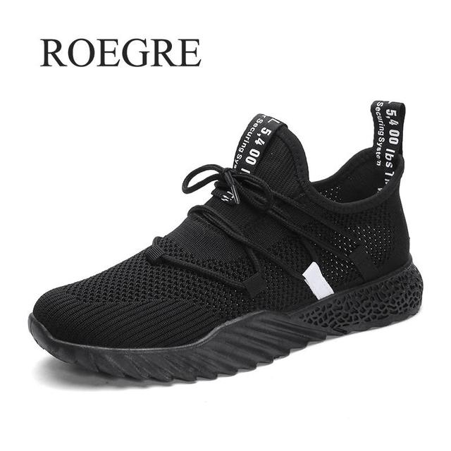 2019 New Casual Shoes Men Breathable Autumn Summer Mesh Shoes Sneakers Fashionable Breathable Lightweight Movement Shoes 3