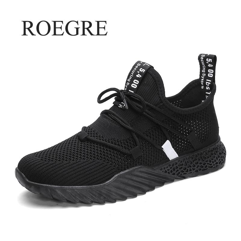 Image 4 - 2019 New Casual Shoes Men Breathable Autumn Summer Mesh Shoes Sneakers Fashionable Breathable Lightweight Movement Shoes-in Men's Casual Shoes from Shoes