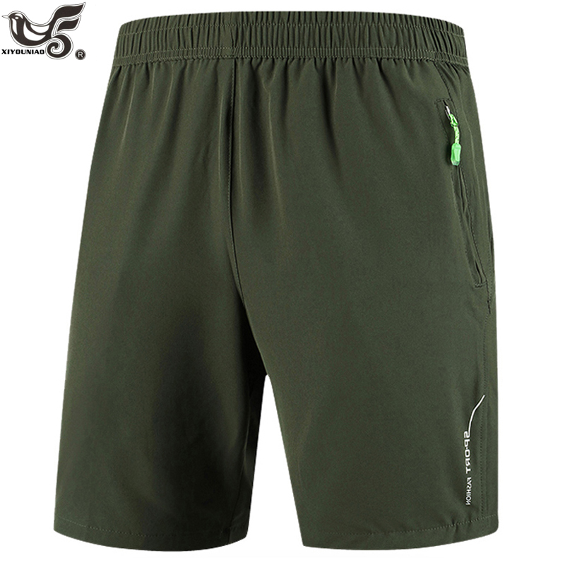 XIYOUNIAO Summer Shorts Men Plus Size 7XL 8XL 9XL Beach Shorts Breathable Male Casual Quickly-drying Bodybuilding Short Trousers