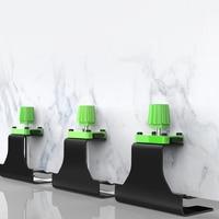 Ubin Tinggi Penyesuaian Positioner Menyamaratakan Manual Meratakan Tambahan Ubin Dinding Spacer Keramik Alat Konstruksi