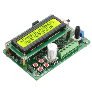 Image 3 - Udb1005S 5Mhz Dds Function Signal Generator,Source Frequency Counter Dds Module Wave,Rev3.0 Pc Serial Ports(Eu Plug)