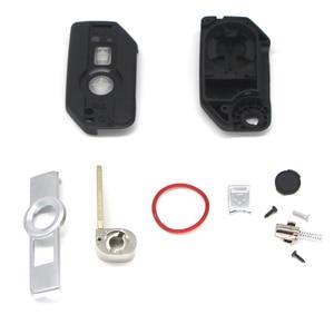 Image 5 - For BMW R1200GS R1250GS R1200RT K1600 GT GTL F750GS F850GS ADV Motorcycle Key Uncut Blade One Click Keyless Start Remote Control