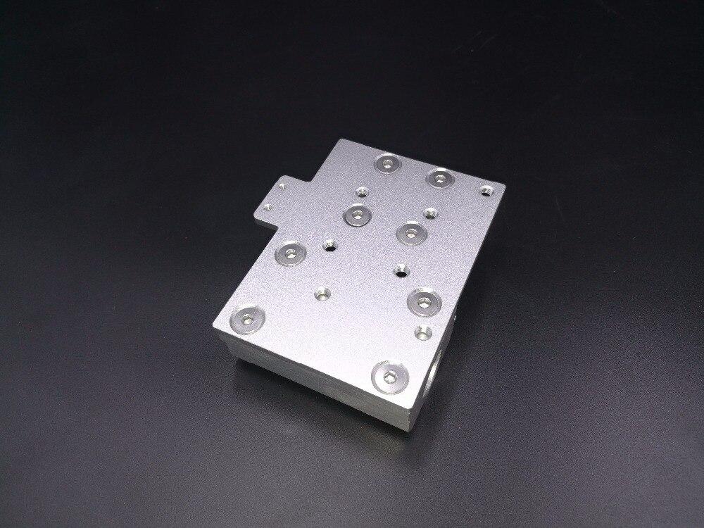 de alumínio para wade titan extrusora