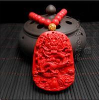 Thick coral robe pendant pendant dragon dragon universal sun pendant pendant men and women jewelry Benming jewelry