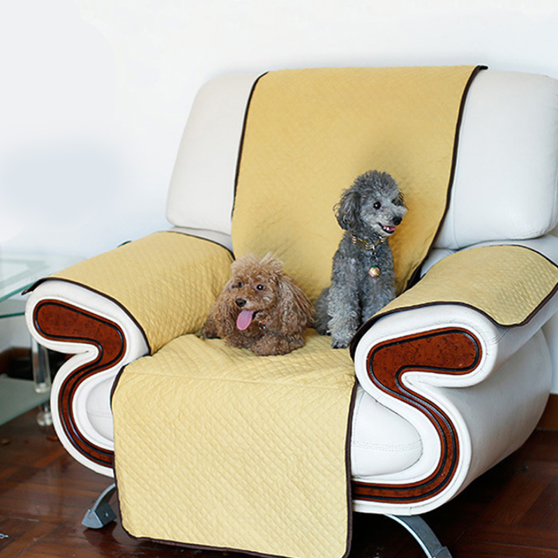 Pet Couch Sofa Cover Sofa Slipcover Suede Scratch Proof