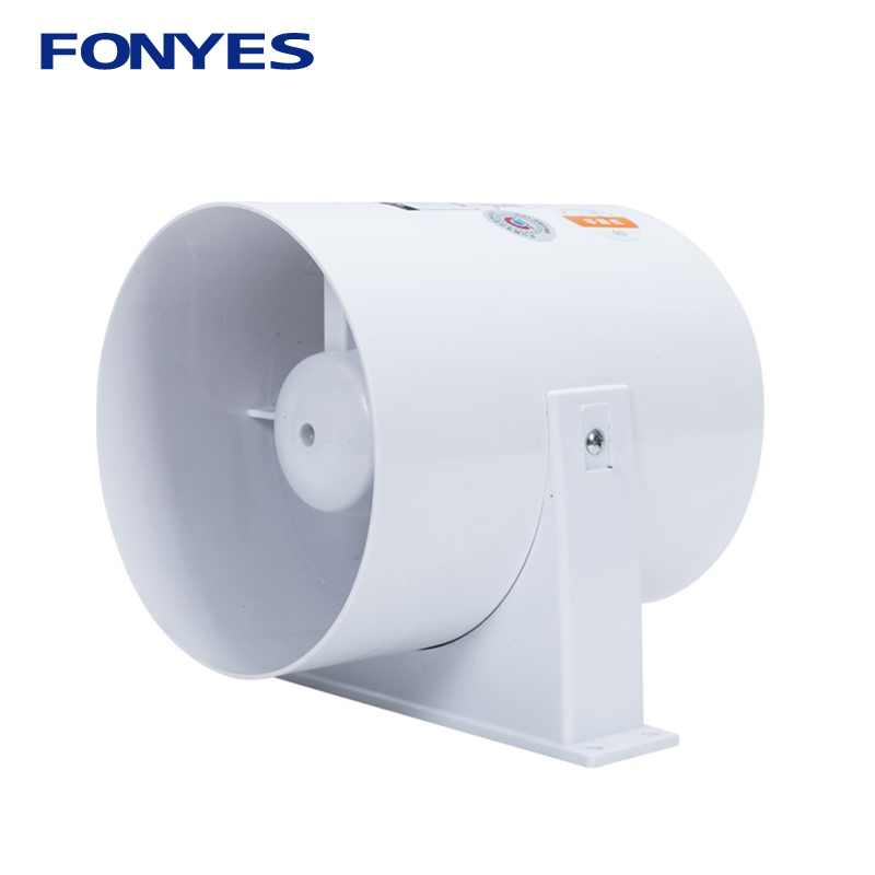 4/6 inch inline <font><b>duct</b></font> <font><b>fan</b></font> pipe extractor exhaust <font><b>fan</b></font> mini ventilation <font><b>fan</b></font> ceiling bathroom kitchen toilet ventilator <font><b>100mm</b></font> 220V image