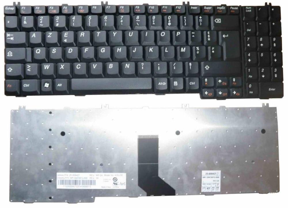 New Laptop keyboard for  Lenovo   B550 B560 B560A B560-433028U V560   FR  french  layout new azerty french keyboard for lenovo ideapad yoga 13 yoga13 laptop french keyboard 25205814 v 127920fk1 fr