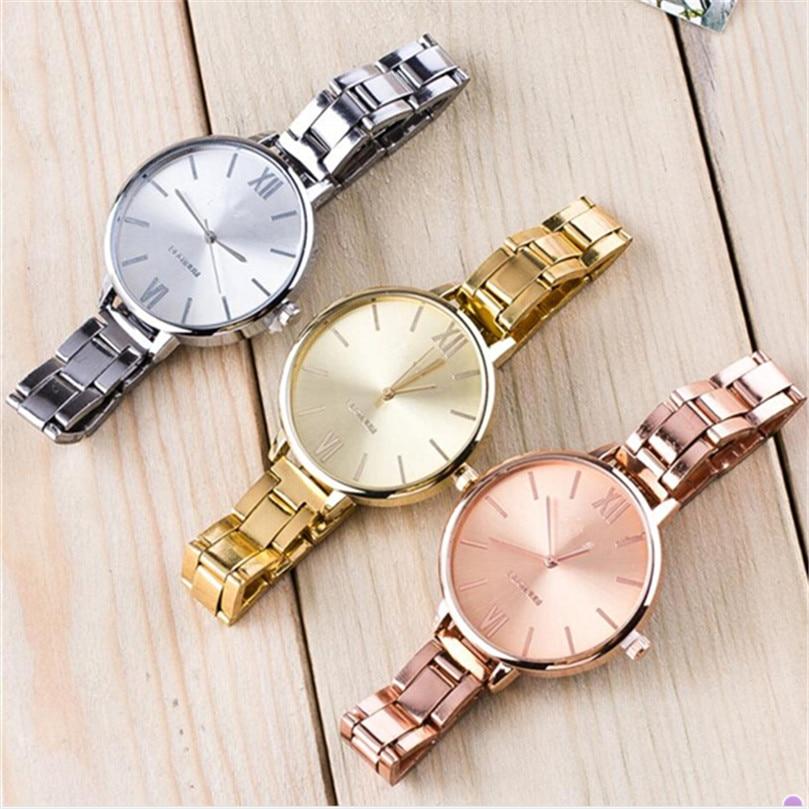 Durable 2016 moda relogio relojes de las mujeres reloj hombre Mujer - Relojes para mujeres