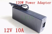 High Quality Universally Used AC Converter Adapter For DC 12V 10A 120W LED Power Supply Charger