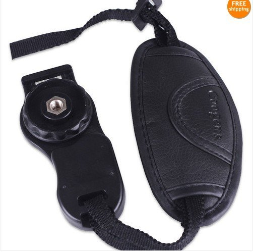 free shipping  Hand Grip Strap for Canon Nikon Sony Pentax Olympus SLR