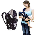 Ergonomic Baby Carrier Backpacks&Carriers Breathable Multifunctional Front Facing Infant Sling Backpack Pouch Wrap Baby
