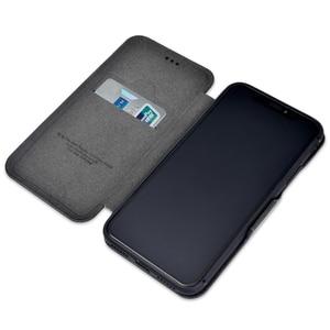Image 2 - Pu capa carteira de couro para iphone 6s 7 8 plus, com porta cartões suporte e dinheiro de bolso capa de silicone macio para xr xs xmax