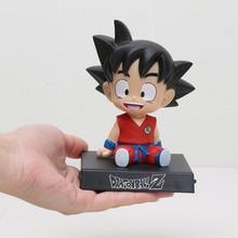 Goku and Krillin Bobble Head for Car