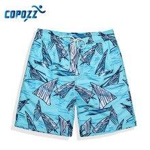4448dce316 COPOZZ Pocket Quick Dry Swimming Shorts with Liner Men Swimwear Swimsuit Swim  Trunks Summer Bathing Surf Boxer Beach Board Short