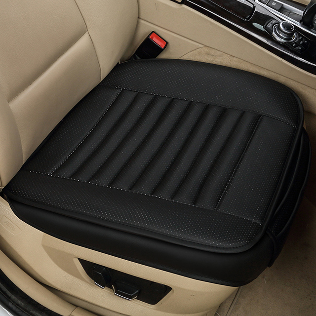 Leather car seat cushion car pad for ford fusion focus 2 mk2 mondeo mk3 mk4 kuga Edge Mondeo Ecosport Focus Fiesta