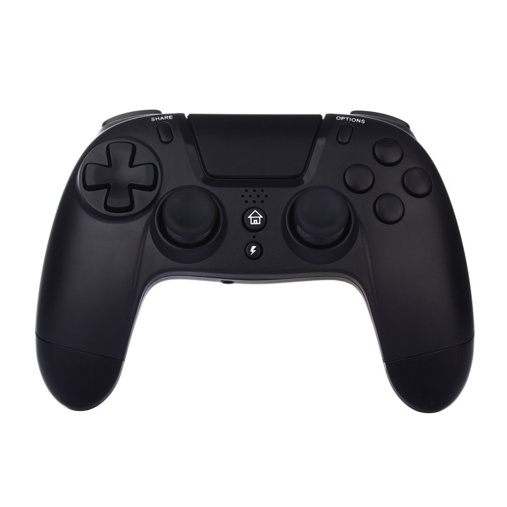 Wireless Bluetooth Gamepad Game Controller For PS4 For Sony For PlayStation 4 Gaming Joystick Classic Remote Controller 1pcs black wireless game gaming bluetooth chatpad message keyboard for sony for playstation 4 for ps4 controller with usb cable
