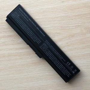 Image 5 - Laptop Battery For TOSHIBA Satellite PA3817U 1BRS PA3816U 1BAS PA3818U 1BRS PABAS229 SATELLITE C600 C640 C650 C660 C670