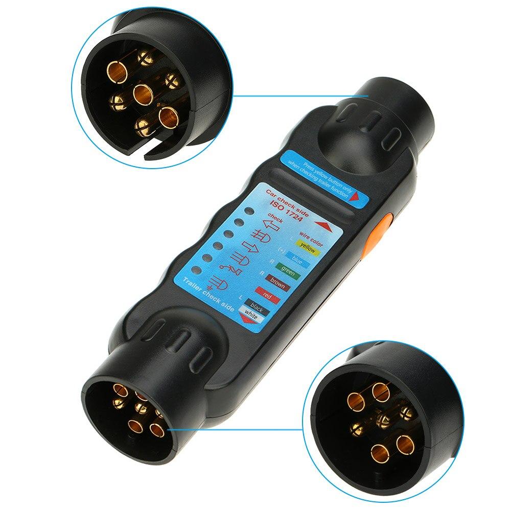 4 Wire Trailer Wiring Tester - Somurich.com