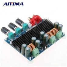 Aiyima TPA3116 2.1 canaux 50 w + 50 w + 100 w (basse) Numérique amplificateur de puissance conseil