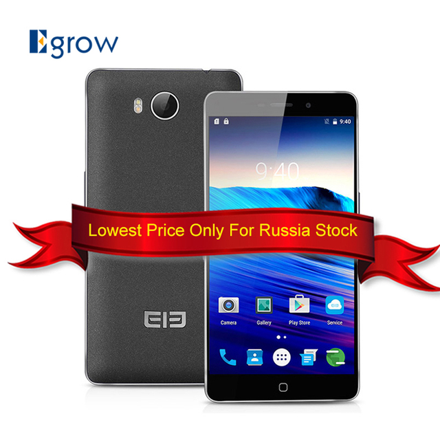 Elephone P9000 Lite MT6755 Octa Core Cell Phone 4G RAM 32G ROM 5.5Inch Mobile Phone 1920*1080 Android 6.0 Fingerprint Smartphone
