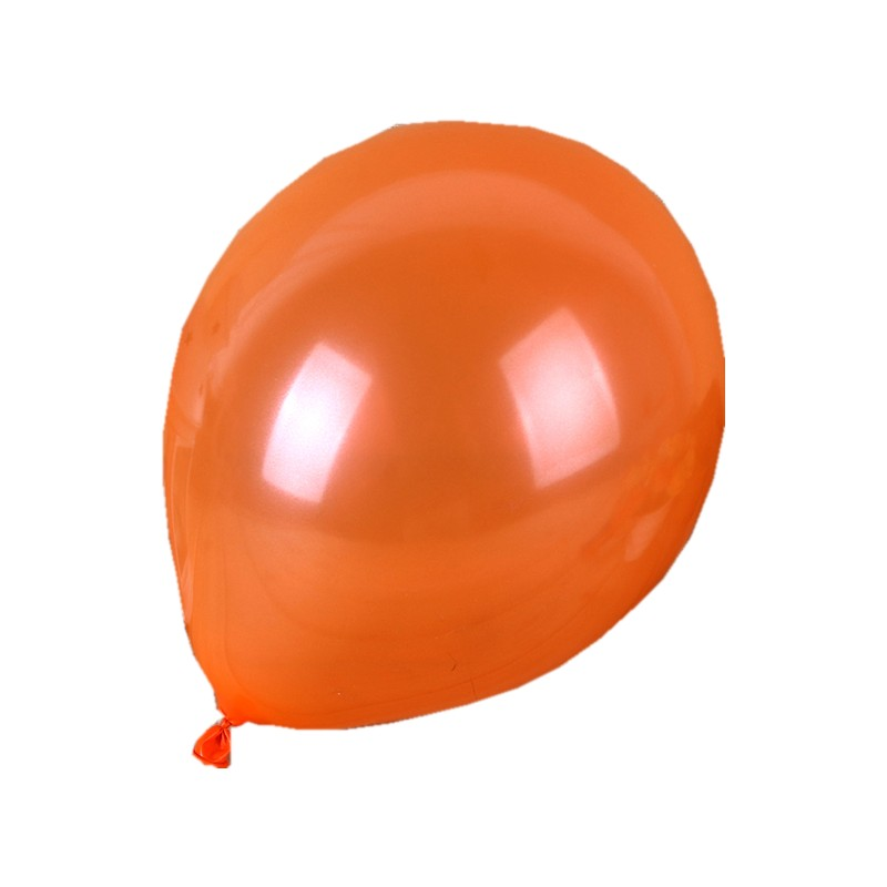 Orange balloon 30pcs/lot12 inch 2.8g Pearl Balloons Graduation party Decoration s helium baloons Birthday Wedding supplies