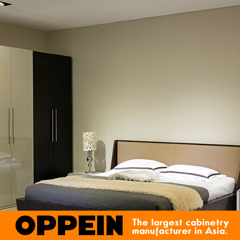 Modern And Queen Style Home Furniture Fabric Bed For Bedroom Sets Solid  Wood Bed /wardrobe/ Nightstand /dresser WB TM160002