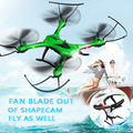 Waterproof Drone JJRC H31 RC Quadcopter 2.4GHz 4CH Headless Mode/One Key Return Feature/LED Lighy Dron H-Q RC Toys For Children