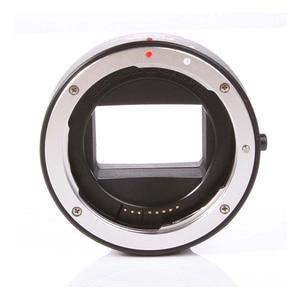 Image 3 - FOTGA elektronicznych na stronie obiektyw z automatyczną regulacją ostrości Adapter pierścień do canona EOS EF EF S do Sony E NEX A7 A7R A7S A9 A6300 A6500 obiektyw pełna rama