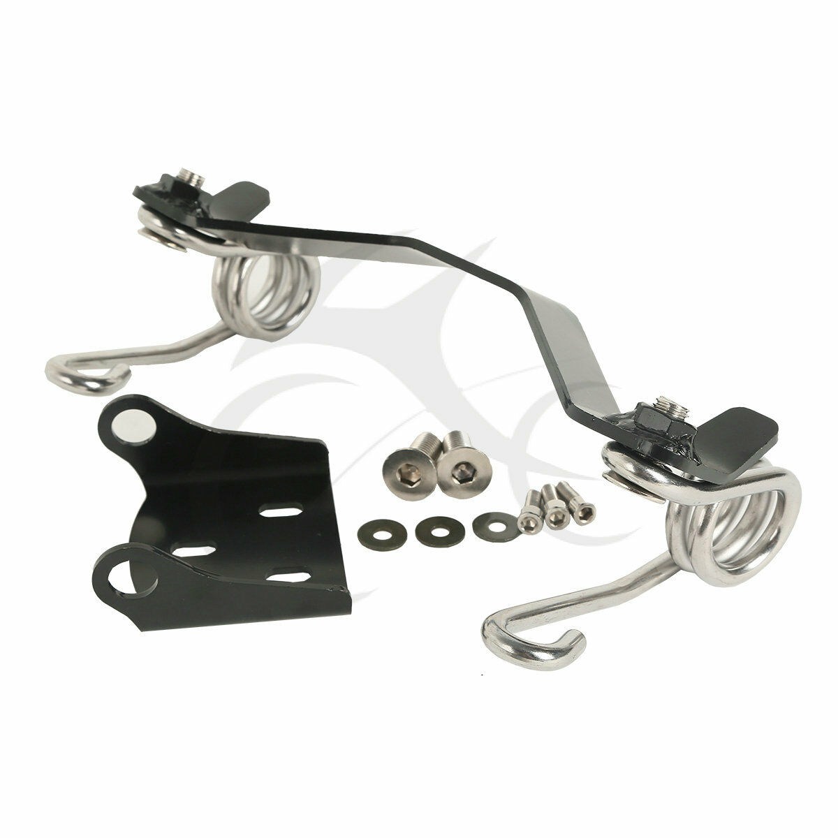 Motorcycle New Seat Mounting Kit Spring Support Bracket For Harley Sportster 1200 883 10-16 Iron 48