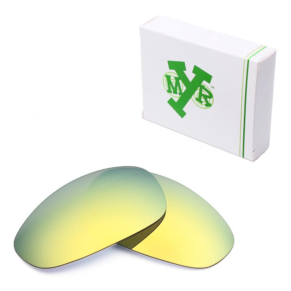d0f9ca6c90cbaa Mryok POLARISÉES verres de Remplacement pour Oakley Juliette lunettes de  Soleil 24 K Or