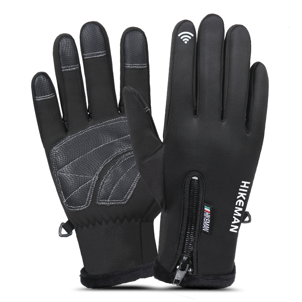 Sporting Motorcycle Gloves Snowboard Gloves Winter Riding Waterproof Snow Windstopper Camping Leisure Mittens New