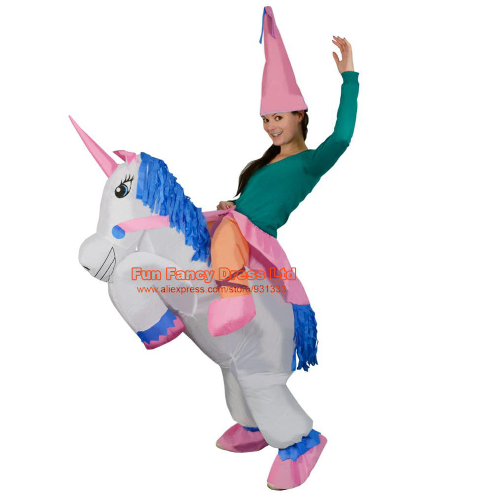 inflatable horse costumes for adults