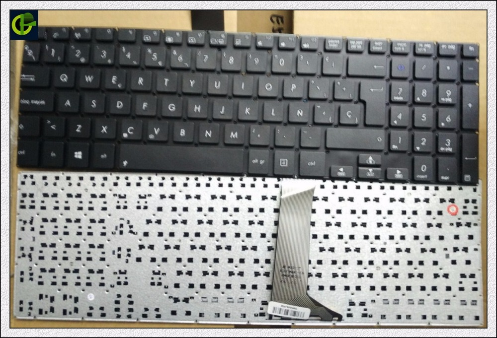 Spanish Keyboard For Asus K551 K551L K551LA K551LB K551LN LA Latin Or SP Keyboard