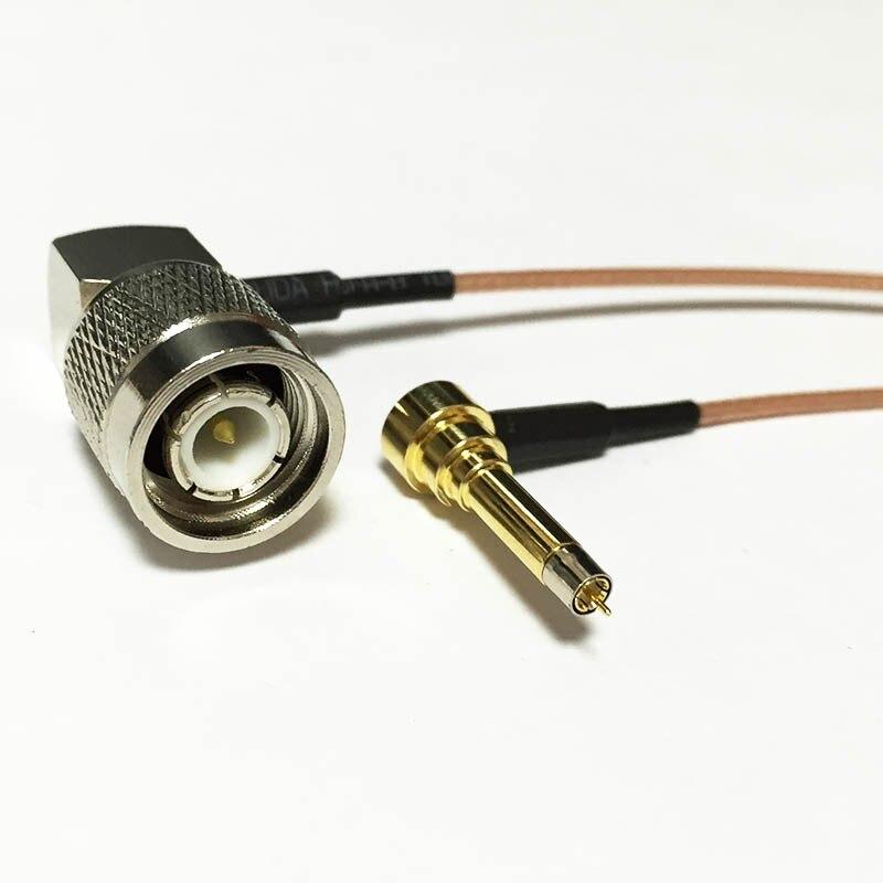 RG316 MINI UHF FEMALE to MS-156 MALE ANGLE Coaxial RF Cable USA-US