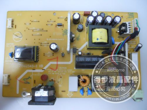 Free Shipping>100% Tested Working 912SW+ TFT19W80PS T199W power board 715G2545-1 package test. free shipping new 100% tested working bsc25 z602f bsc25 2004pr bsc25 z601f5 tv high crown