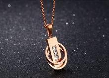 Романтическое модное ювелирное изделие милое женское ожерелье