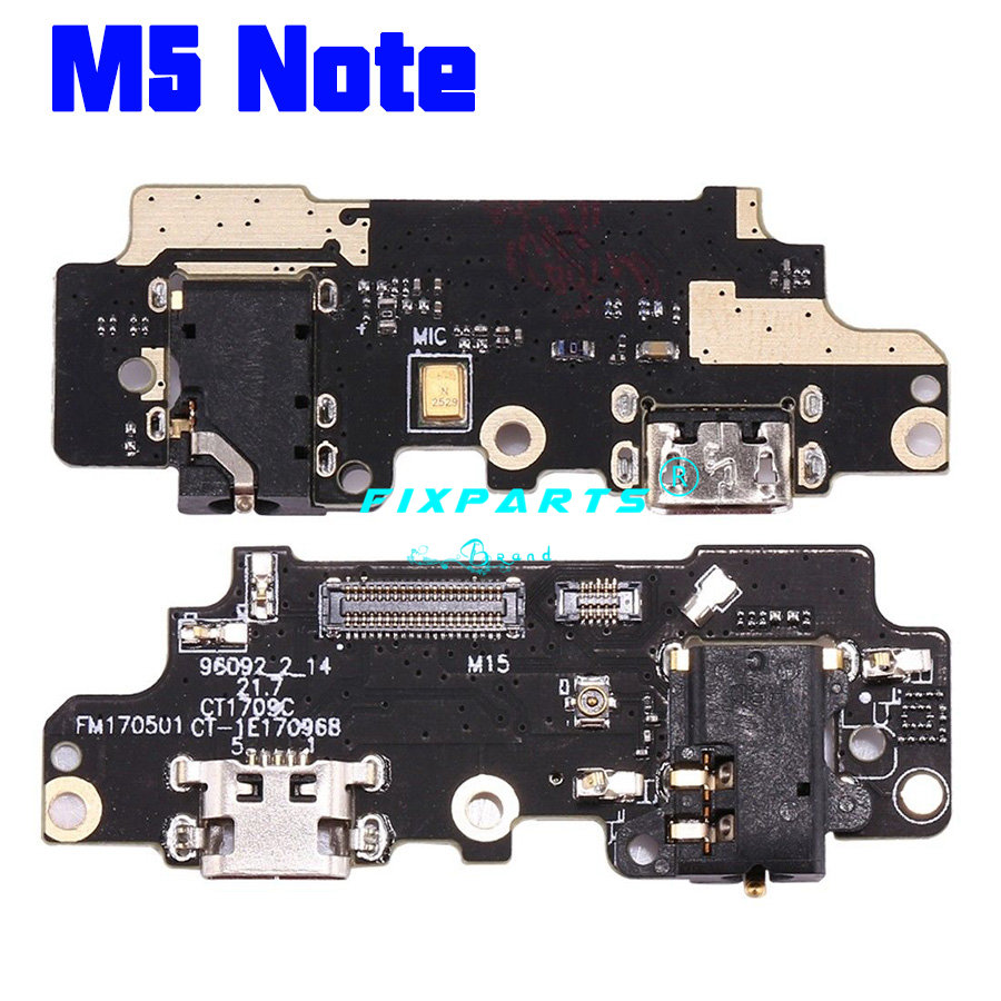 Meizu M1 M2 M3 M5 M6 Note U10 M3S Dock Port USB Charging Dock Charger Connector Plug Board Flex Cable Replacement Repair Parts (13)