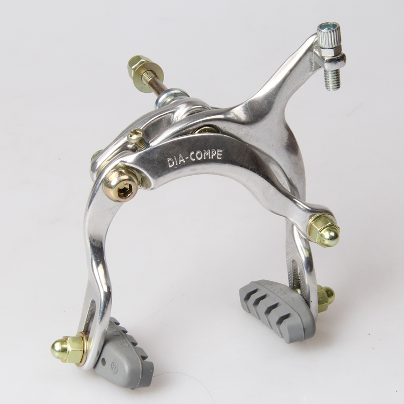2x 22.2mm brake lever Dia-Compe Bicycle Aluminum Alloy