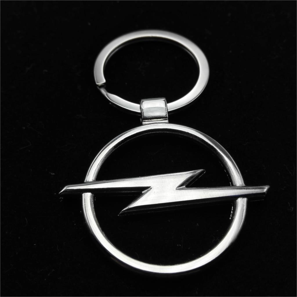 3D car logo keychains for Opel astra opel astra h astra g insignia Opel mokka car emblem key rings car accessories keyrings 50pcs lot 3296w 1 502lf 3296w 502 5k ohm top regulation multiturn trimmer potentiometer high precision variable resistor