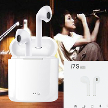 Sem fio fones de ouvido Bluetooth mini fone de ouvido em fones de ouvido