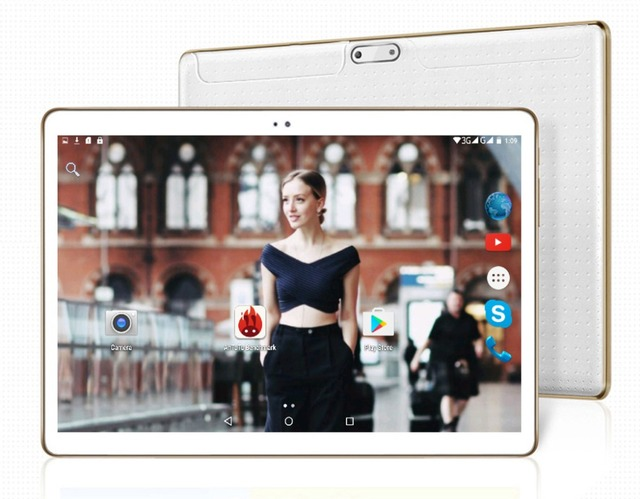 BMXC K107 10.1″ Tablet MTK8752 Octa Core 1.3-2.0 GHz Processor, 4GB RAM, 32 GB Flash Memory Android 5.1 1280*800 IPS Screen